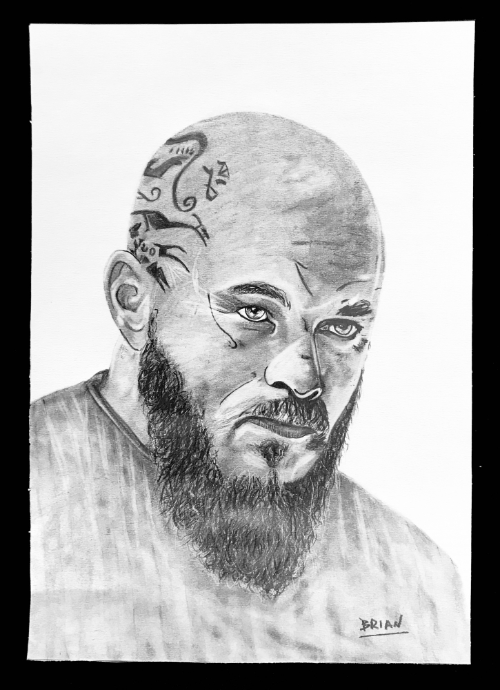 Travis Fimmel, Ragnar Lodbrok por Brian4